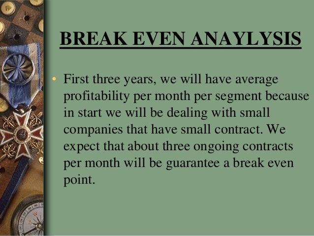 Example of Target Market Analysis