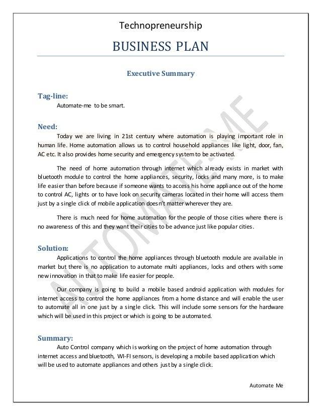 cctv business marketing plan pdf