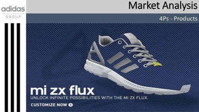 VDO Adidas custom Market Analysis 4Ps - Products ...
