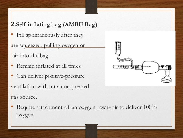 Bag And Mask Ventilation