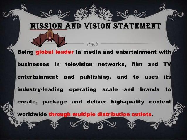 time warner mission statement