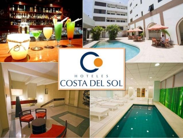upc canales de distribuci n hoteles costa del sol