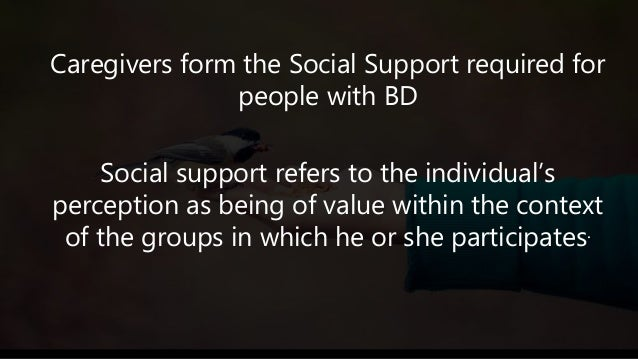 Coping Tips for Caregivers of persons living with Bipolar Disorder  Slide 3