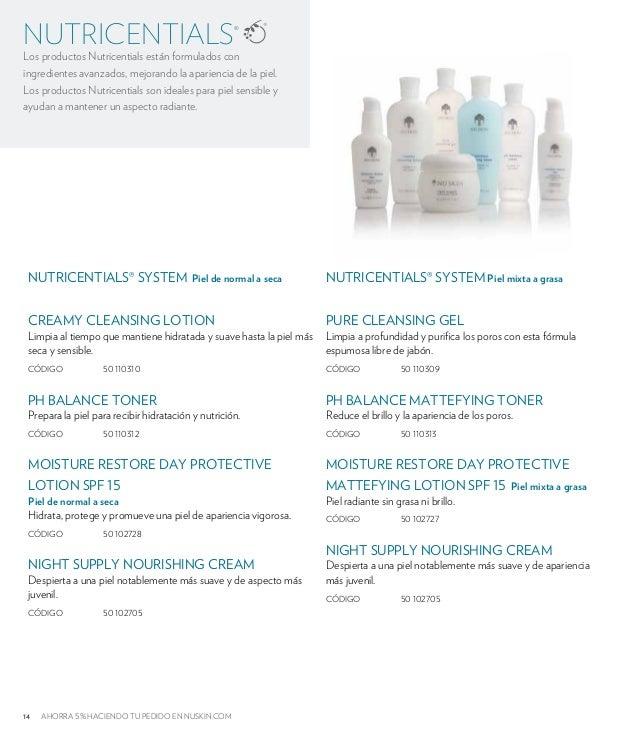 NUTRICENTIALS®  Los productos Nutricentials están formulados con  ingredientes avanzados, mejorando la apariencia de la pi...