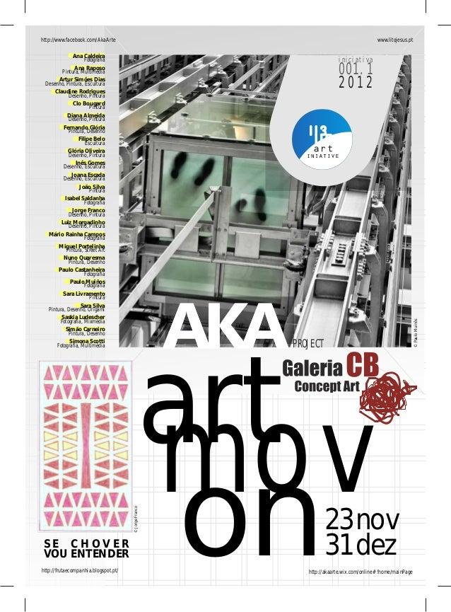 http://www.facebook.com/AkaArte                                                      www.litojesus.pt              Ana Cal...