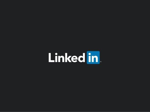 Michael Kehoe Senior Site Reliability Engineer LinkedIn LinkedIn's Big Data Pipeline with Kafka, Hadoop and Couchbase