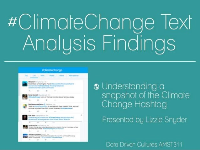 Final Data Driven Cultures Presentation