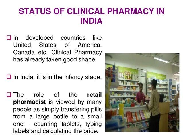 clinical pharmacy Slide 3