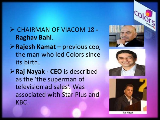 color tv channel