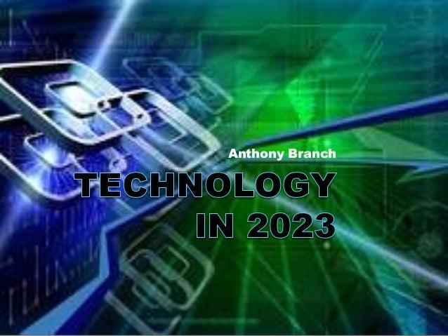 Anthony Branch