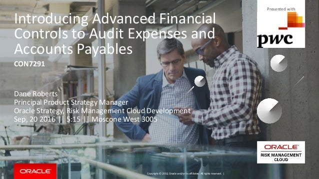 Introducing Oracle Advanced Financial Controls Cloud Service – Oracle Financial Jobs