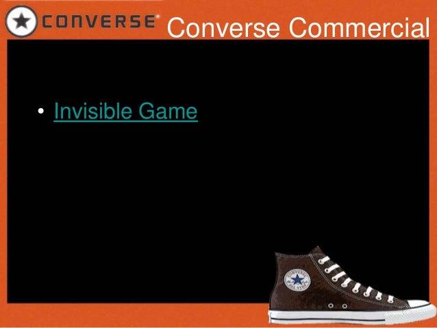 Al borde Armario Dominante  Converse Chuck Taylor Presentation