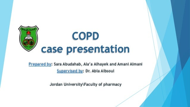 COPD, Case Study #1 - American Academy of Family Physicians