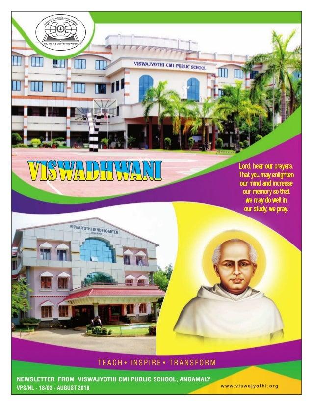 Viswadhwani August 2018