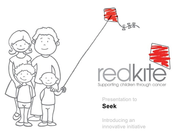 Presentation to  Seek Introducing an  innovative initiative