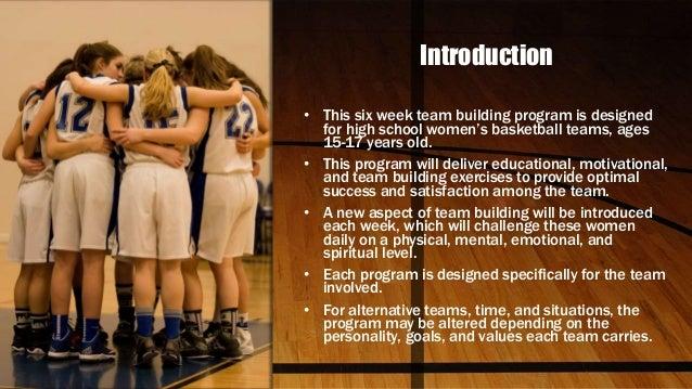 Motivational Team Building Program  Slide 2