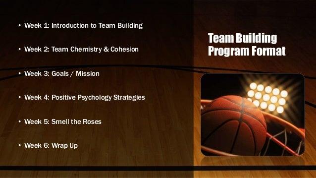 Motivational Team Building Program  Slide 3