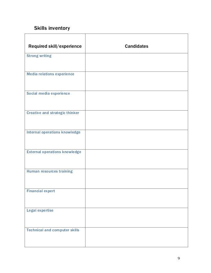 Crisis Communications Handbook