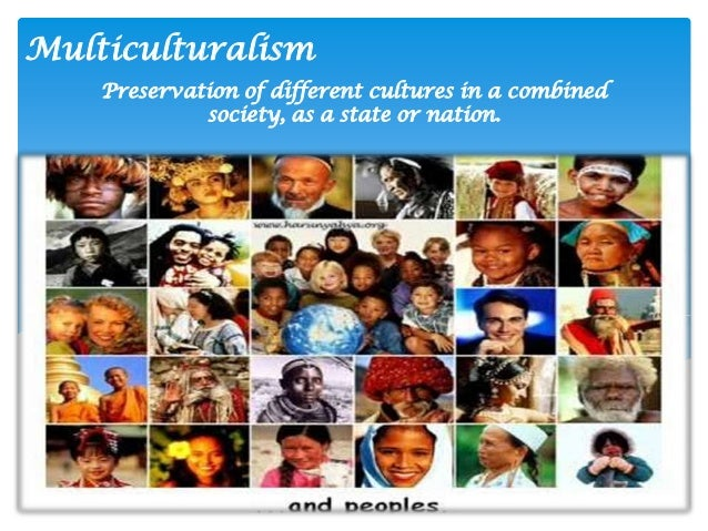 cultural diversity final project This direct relationship between culture and politics is explicitly recognised by the  contemporary 'diversity' agenda which contends that if the.