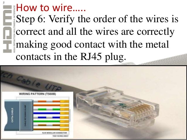 Straight&Cross-over cable connection