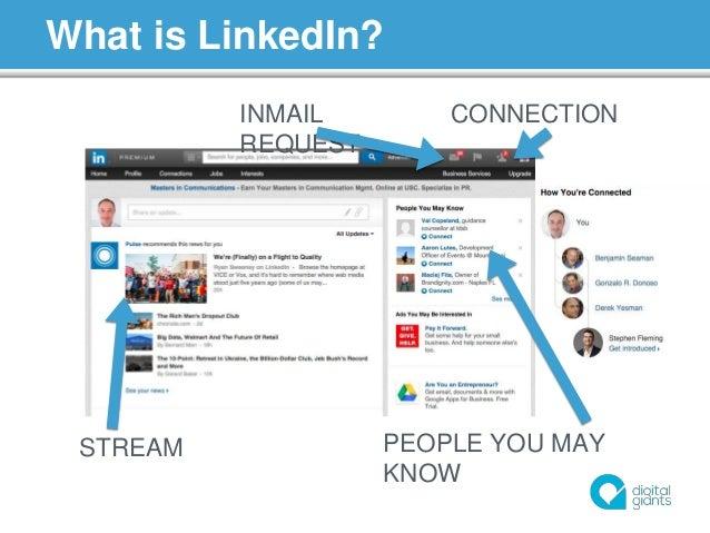 I'm on LinkedIn, So Now What? | The Digital Giants Webinar Series