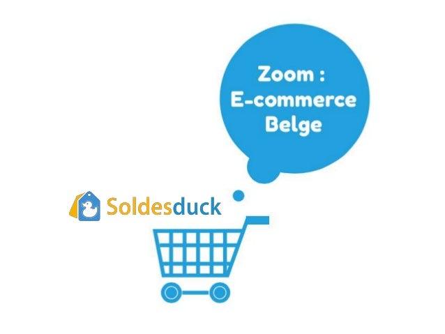 Zoom :  E-commerce  Belge     Ia Soldesduck .   IIIIII IIIIIV  ,