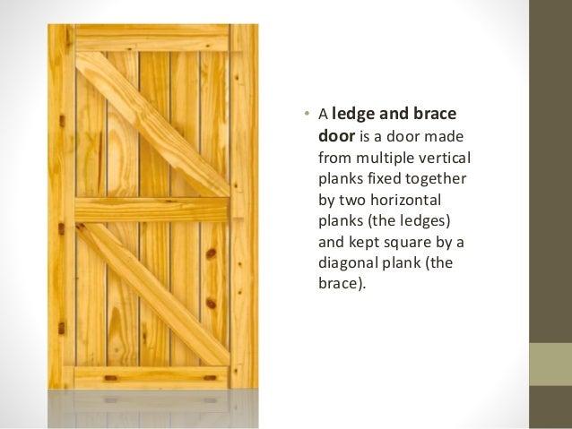 14. \u2022 A wicket door ...  sc 1 st  SlideShare & Door Fenestration