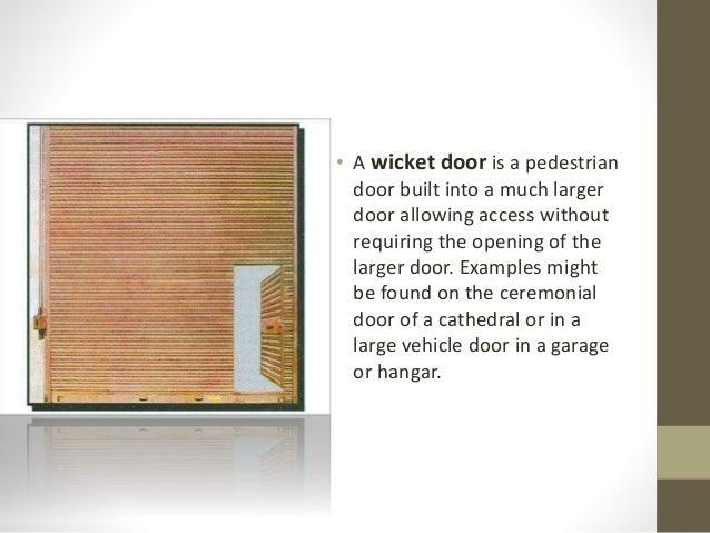 15. U2022 A Sliding Glass Door ...