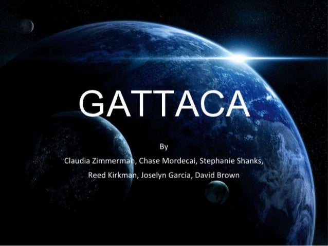 film techniques gattaca In the film 'gattaca,' directed by andrew niccol, many techniques were used to create a strong impression of the character, vincent by using the techniques of costume, props and acting.