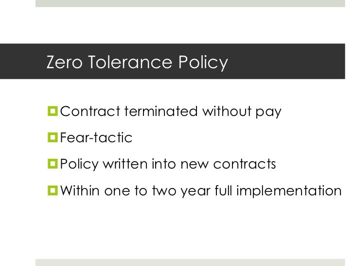 zero tolerance policing and new york quality essay Policing zero tolerance  would not only increase the quality  pointing out that mr bratton got 7,000 new recruits to pursue zero tolerance when new york .