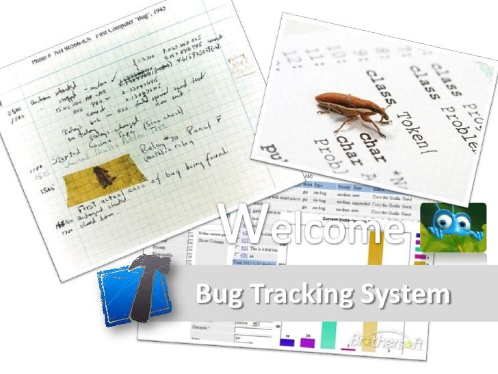 Bug Tracking System<br />Welcome<br />