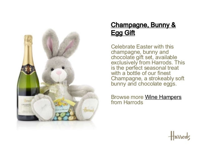 Easter hampers 2013 harrods find more easter hampers fromharrods 7 negle Image collections