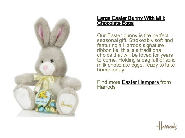 Easter hampers 2013 harrods browse more wine hampersfrom harrods 8 large easter negle Image collections