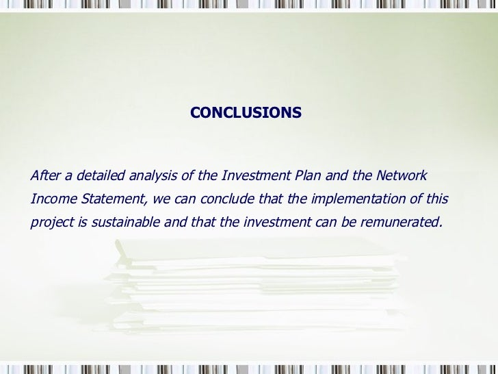 conclusion for hotel business plan