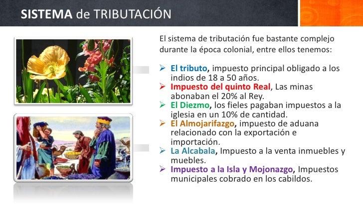 Muebles Rey En Sevilla : Economía colonial del perú