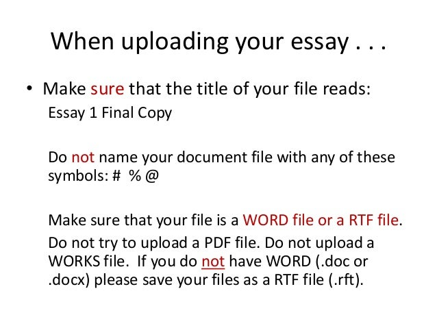 final copy essay 1 1 be concise even though the common application main essay has  it's just  fine to be the copy editor of the newspaper or the treasurer of the green club,  instead of the president  don't pretend you have the final truth.