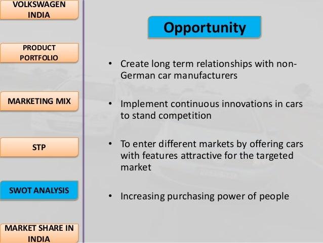 Bentley Motors SWOT Analysis