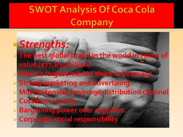 analyzing and evaluating the capital structure of coca cola A financial analysis for coca-cola: company profile, financial statement, liquidity ratio, current ratio, cash ratio, quick ratio, profitability, efficiency, s.