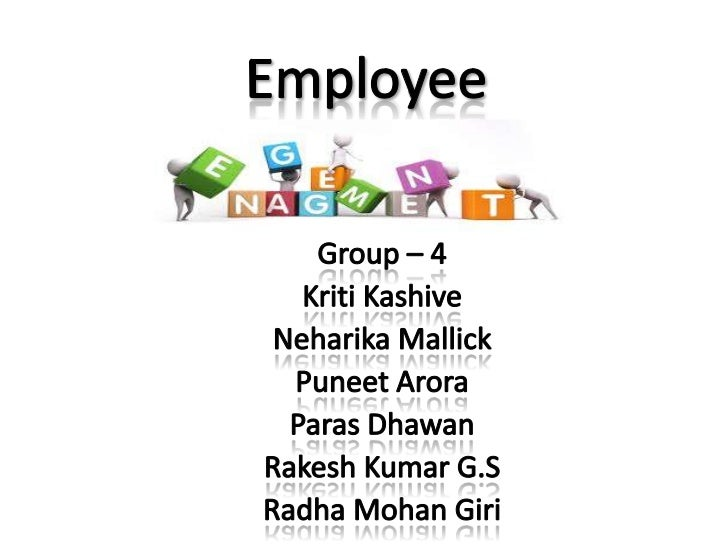What is Employee Engagement ??In simple terms, Employeeengagement is the level ofcommitment and involvementan employee has...