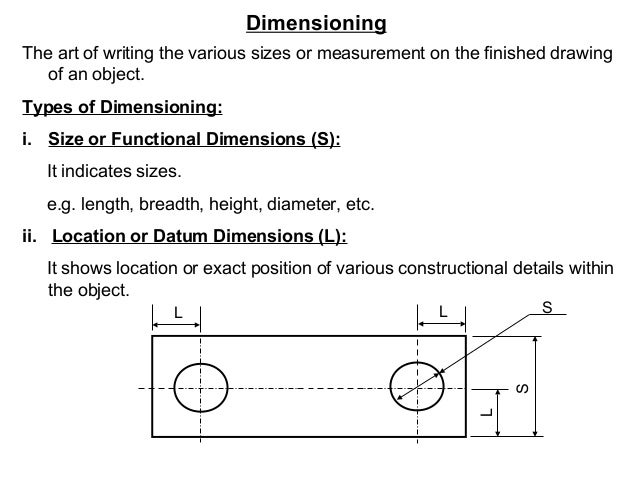 Drawing Lines With Measurements : Engineering graphics