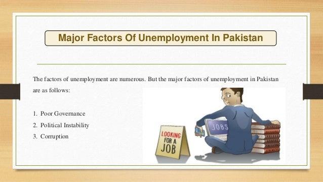 unemployment in pakistan essay pdf