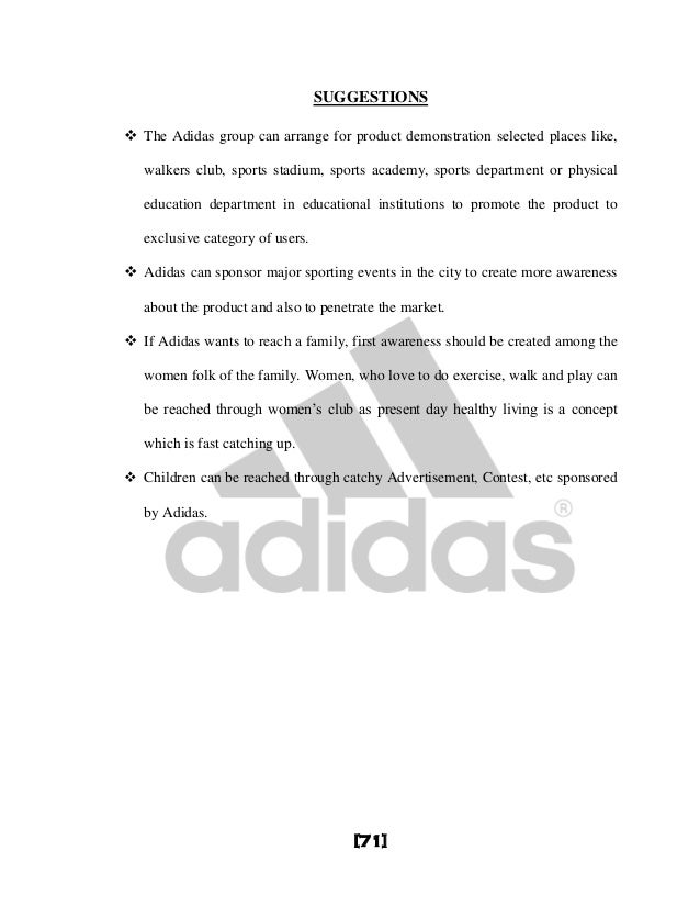 final entries  70 71 suggestions the adidas
