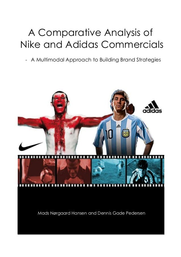 comparison between nike and adidas pdf