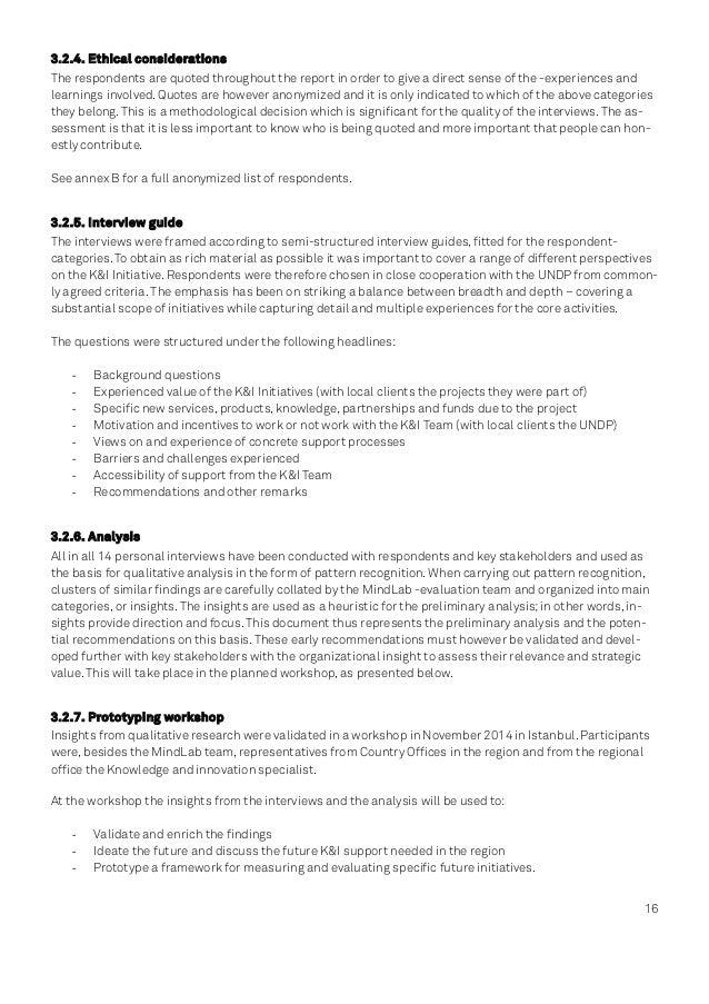 Mindlabs Undp Knowledge And Innovation Evaluation