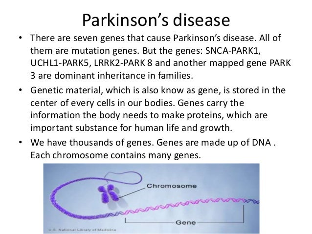 case study parkinsons disease Start studying parkinson's disease case study learn vocabulary, terms, and more with flashcards, games, and other study tools.