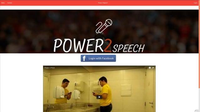 MERCADO • Pessoas que querem melhorar seu desempenho; • Palestrantes que querem divulgar seu conteúdo.