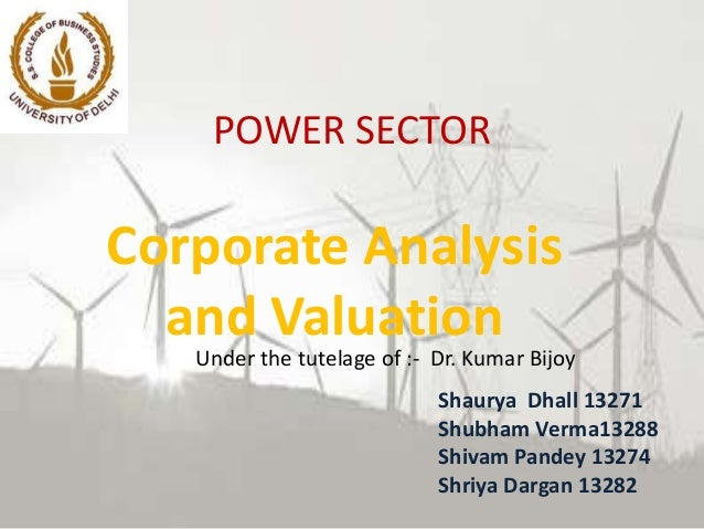 indian power sector scenario an analysis Catalogue of research reports on infrastructure sectors  they range from sector overviews (power  - technology-wise analysis - segment-wise analysis: msw power .