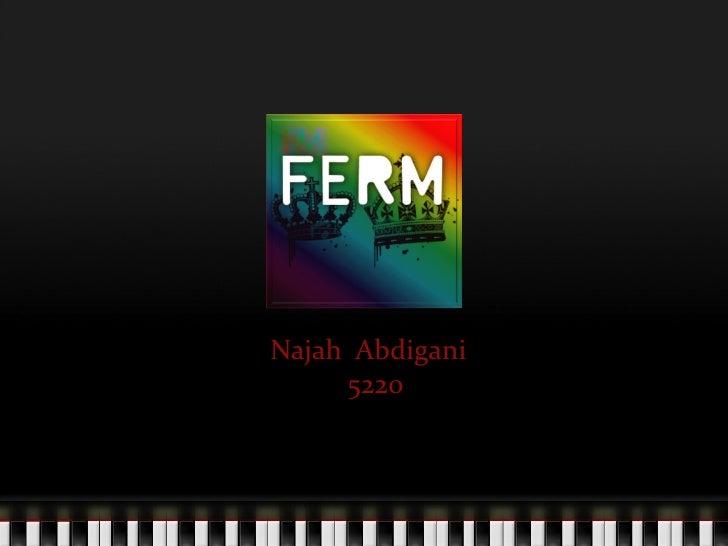 Najah Abdigani     5220
