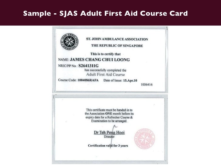 First Aid Certificate Template Joint Venture Contract Santa Cruz Cpr