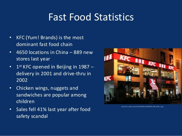 What Fast Food Chain Has The Most Stores